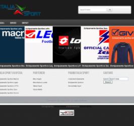 ItaliaSport -Echipamente Sportive