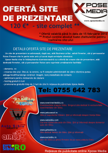 ofertacrearesiteprezentare-site